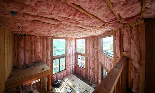 fiberglass whole building